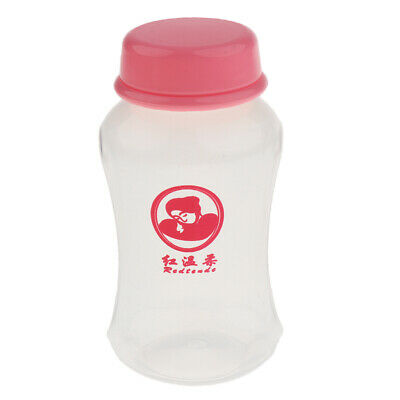150ML Breastmilk Collection Storage Feeding Bottle with Lids