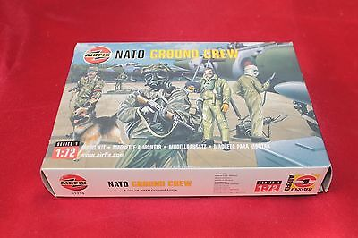 Soldatini Figure AIRFIX 1:72 NATO GROUND CREW 01758