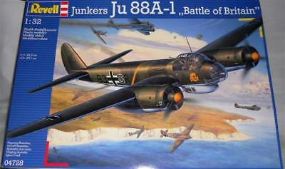 """1/32 Revell JUNKERS JU-88A-1 """"Battle of Britain"""""""