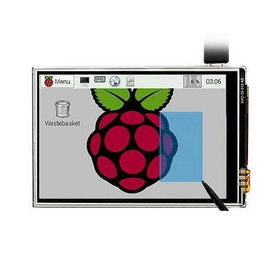 Raspberry Pi 2 3 Zero LCD Screen Touch Display Touchscreen TFT 3.5 inch Monitor
