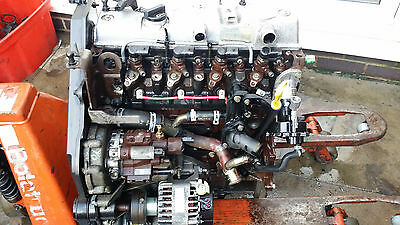FORD CONNECT ENGINE COMPLETE code KKDA / QYBA 1.8 TDCI MONDEO FOCUS 2005 - 2009