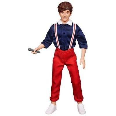 1D One Direction Singing Louis Doll