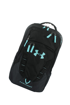 1261825-007 Unisex Ua Storm Recruit Backpack Under Armour Black Blue Infinity