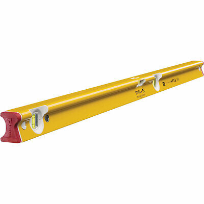 "Stabila R-Type Extra Wide Double Plumb Spirit Level 48"" / 120cm"