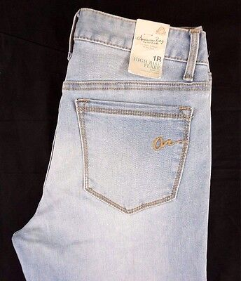 01516638dc2 NWT Macy s American Rag Cie Juniors High Rise Flare Super Soft Denim Jeans