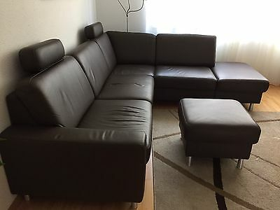 ikea karlstad sofa couch recamiere bezug korndal blau. Black Bedroom Furniture Sets. Home Design Ideas