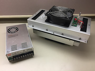 Lair Technologies PowerCool Series AA-150-24-22 Thermoelectric Assembly + PSU