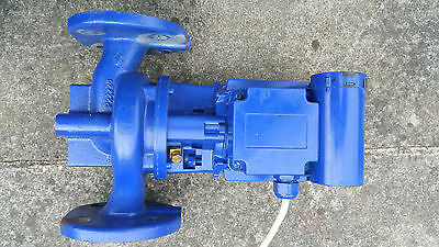Smedegaard Centrifugal Pump, Model Omega 4-100-4 Water Heating