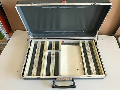 American Optical Corporation, Trial Lens Set CASE only, used