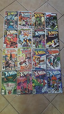 Uncanny X-Men Key Issue Lot! Wolverine! Rogue!