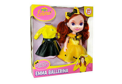"The Wiggles 15"" Emma Ballerina Doll"