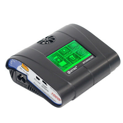 HTRC HT106 AC/DC RC Balance Charger/Discharger for Lilon/LiPo/LiFe/LiHV Battery