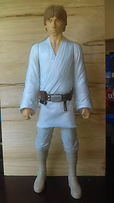 Star Wars large Luke Skywalker Action Figure