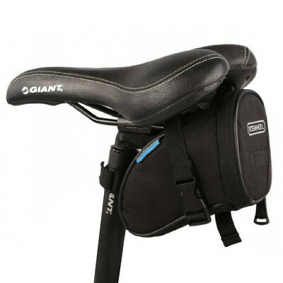 Outdoor Cycling Bike Bicycle Seat Saddle Rear Seat Bag Tail Pouch Storage BTF