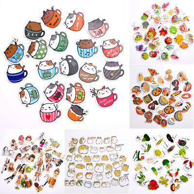 1 Bag Korean Cartoon Decorative Stickers Cute Scrapbooking DIY Embellishments