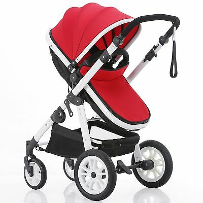 Foldable Newborn Baby Toddler Strollers Buggy Pram Travel Jogger Kid Pushchair