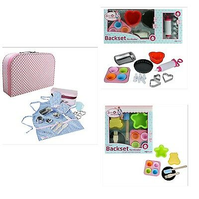 Backset Sweet  Easy Enie backt Muffin Kinderküche Kinder backen Küchen Geschirr