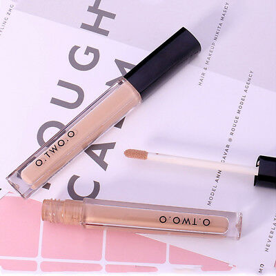 Pro Makeup Liquid Moisturizing Whitening Concealer Convenient Eye Face Cosmetics