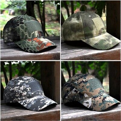 Woodland Digital Camo Tactical Military Camouflage Patch Casquette De Baseball