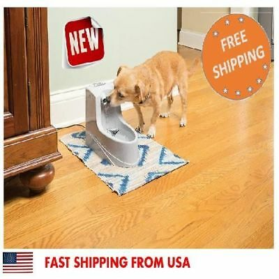 Water Fountain For Dogs Pet Drinking Bowl Automatic Waterer Cat Dispenser Filter
