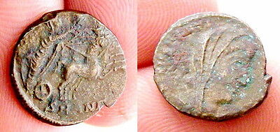 Constantine Roman Imperial Ancient Authentic Original coin AE Follis #mdn802-817