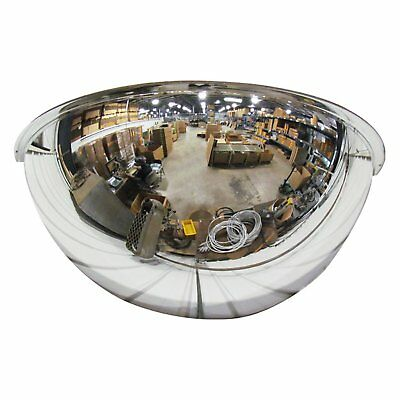 18Inch Diameter Acrylic Half Dome Security Mirror Shatterproof
