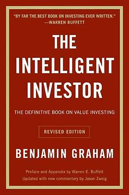 The Intelligent Investor: The Definitive Book on Value Investing (eB00k)