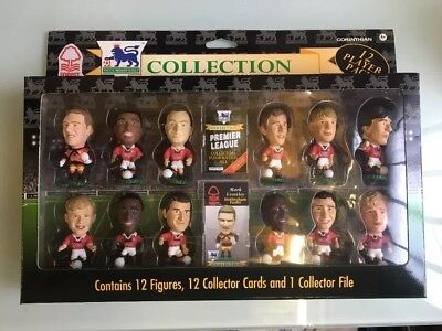 CORINTHIAN Nottingham Forest 12 PLAYER FIGURES PACK NF12P Headliners Prostars