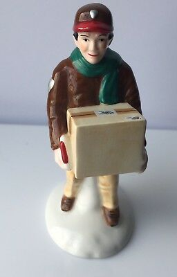Dept 56 Man Carrying Package - Department 56
