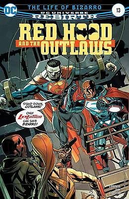 Red Hood And The Outlaws Vol.2 #13 Dc Comics 1St