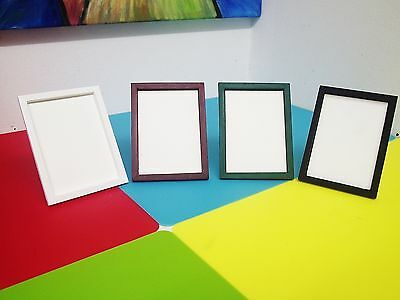 ACEO Frame 2.5 x3.5 inches Standing or Wall Fitting  Portrait or Landscape