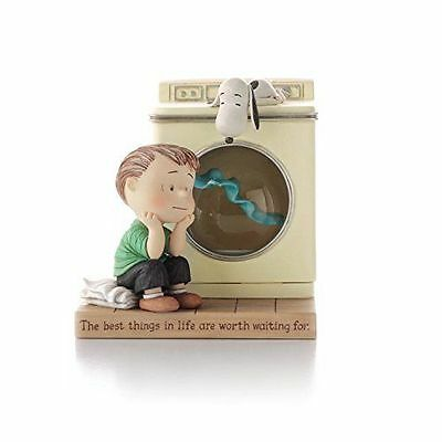 "Hallmark~ Peanuts~ Linus ~""The Best Things In Life Are Worth Waiting For"" ~NIB"