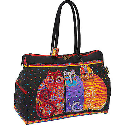 Laurel Burch Large Bag