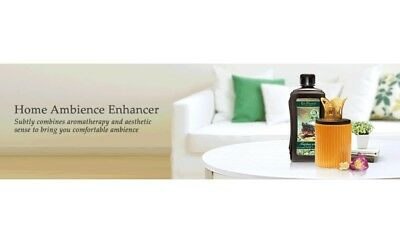 Ed. Pinaud Catalytic Fragrance Lampe like Lampe Berger. Saving Oil. France