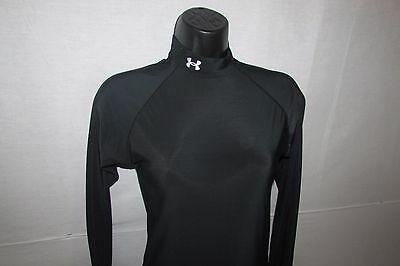 Womens UNDER ARMOUR Womens Size Small S Long Sleeve Compression Shirt Base Layer