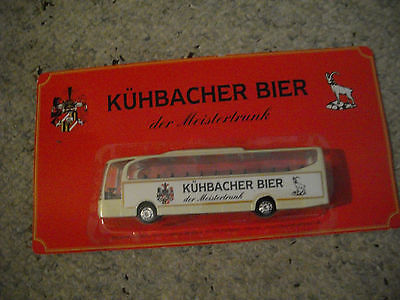 Kühbacher Bier Bus in H0 1:87