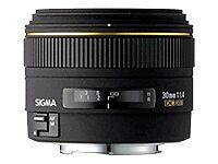 NEW GENUINE  ORIGINAL Sigma ART DC HSM 30mm F1.4 HSM AF Lens f/ CANON EOS CAMERA