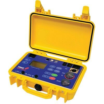 SafeTcheck Pro Logger Plus Portable Appliance Test, PAT Tester, Test & Tag - New