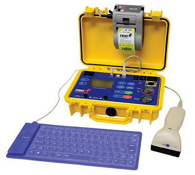 SafeTcheck Portable Appliance Tester with Printer, PAT Tester, Test & Tag - New
