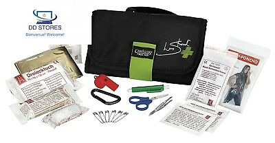 First Aid Only Kit Les Stroud Noir Taille XL