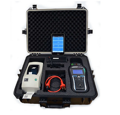 Metrel 3309-Patlink Kit Basic Kit - Portable Appliance, PAT Tester, Test & Tag