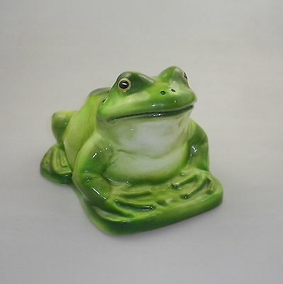 Rare Large Wembley Ware Frog Figurine