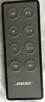 Original Remote For Bose SoundDock System Good Condition & Perfect Working