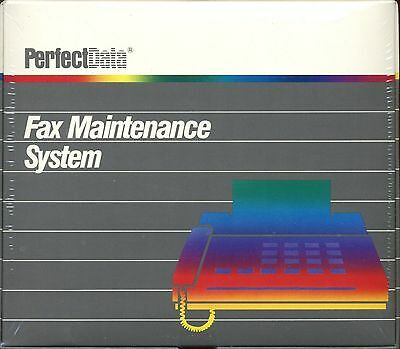 *NEW* PerfectData Fax Machine Maintenance System PDC 104661-1