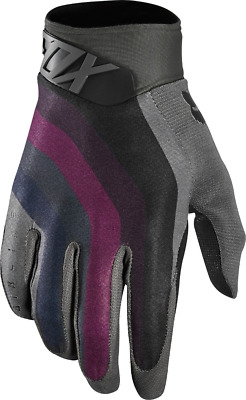 2018 Fox Mens MX Airline Draftr Glove Charcoal