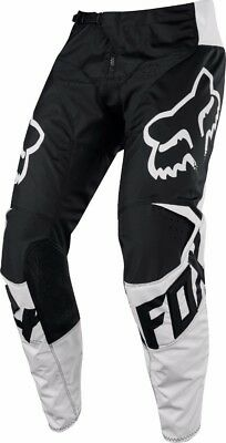 2018 Fox Mens MX 180 Race Pant Black