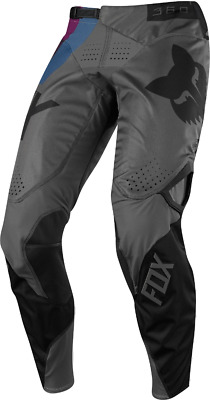 2018 Fox Mens MX 360 Draftr Pant Charcoal