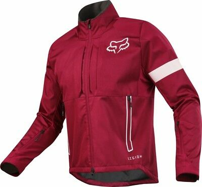 2018 Fox Legion Jacket Dark Red