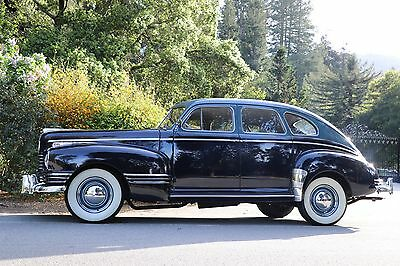 1942 Nash  Beautifully Restored 1942 Nash Ambassador for sale or trade