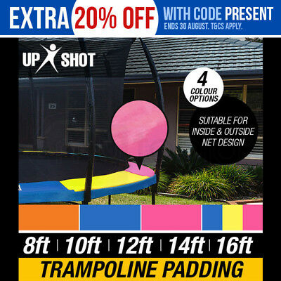 NEW UP-SHOT Replacement Trampoline Pad - Springs Outdoor Safety Round Cover